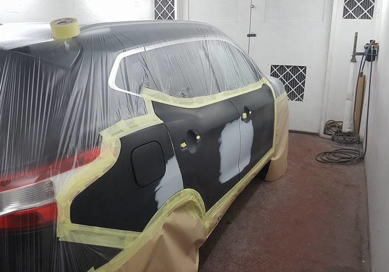 car bodywork birmingham